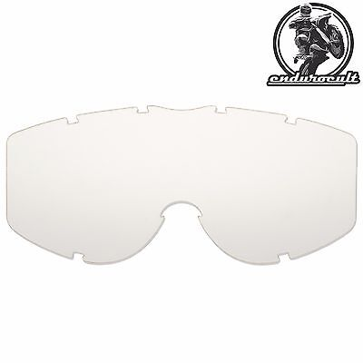 Replacement Glass / Lens for ProGrip 3200/3204/3301/3303/3400/3404/3450 Googles
