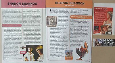 Sharon Shannon : Cuttings Collection