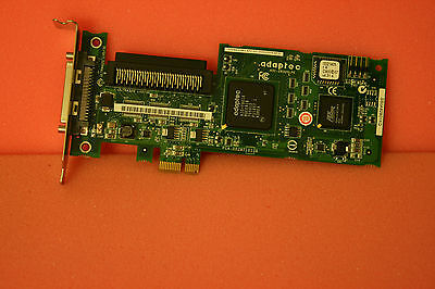 * Adaptec 29320LPE low prof.  * U320 / PCI-Express * ASC-29320LPE *