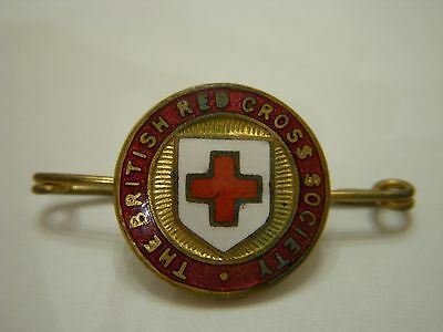 Old British Red Cross Society Badge