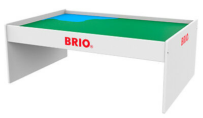 New! 33099 BRIO Play Table (Wooden Railway Display) Age 3 Years+
