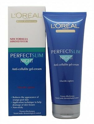 L'oreal Body Expertise Perfectslim Night Gel 200Ml. New. Free Shipping