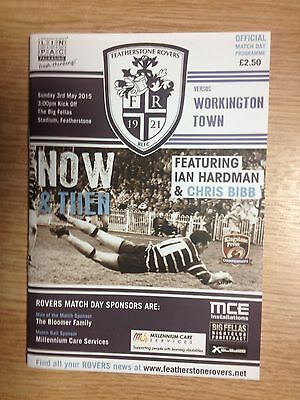 2015 Featherstone Rovers v Workington Town