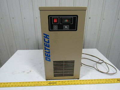 DELTECH 15 Refrigerated Compressed Air Dryer 115V R-134A