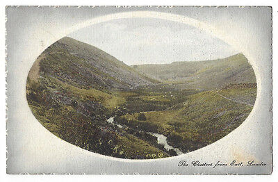 LAUDER The Chesters from the East, Berwickshire, Postally Used Postcard 1912