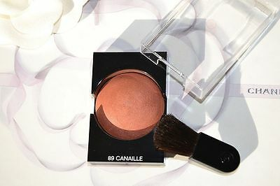 Chanel Joues Contraste Blush 89 Canaille