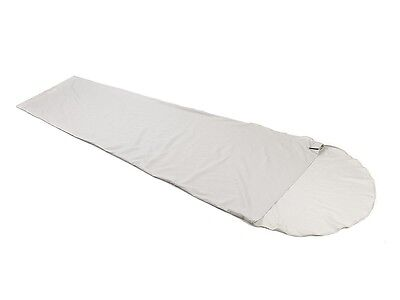 SNUGPAK Poly Cotton sleeping bag liner Mummy Style Soft and Comfy camp