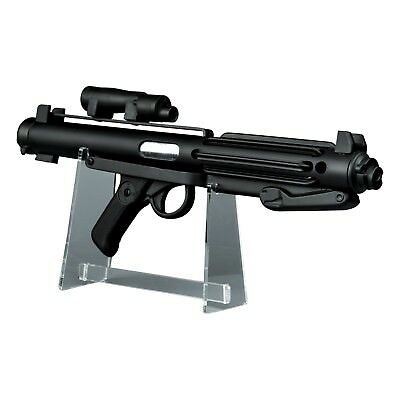 Stormtrooper E11 Blaster Rifle - Prop for Stormtrooper Costume with FREE STAND