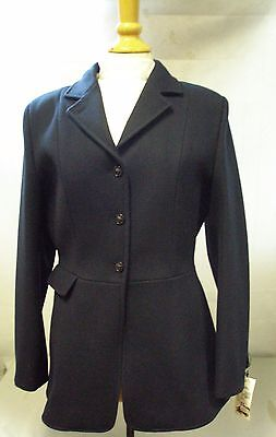 Tagg Rufford Hunting Coat/ Jacket- Navy Ladies 36""