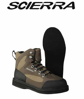 Scierra CC3 XP Wading Shoe w/Felt Sole Various Sizes Coarse Fly River Fishing