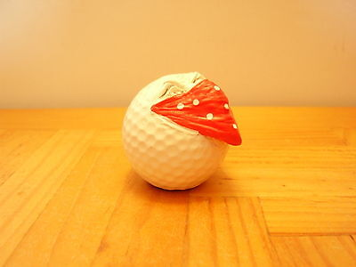 Golf Bandit Trophy Ironic Handicap Round Stealer Golf Ball Ornament
