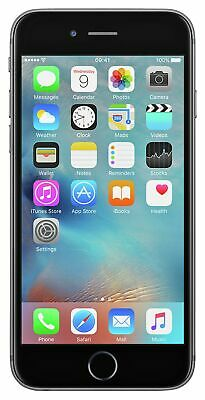 Sim Free Apple iPhone 6s 4.7 Inch 32GB 12MP Mobile Phone - Space Grey.