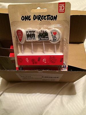 One Direction Candles