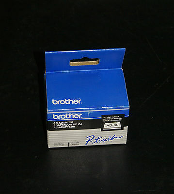 New Brother P-Touch AD-60 Power Supply Adapter 9.5 VDC 1.3 Amp 1300ma AC Adapter