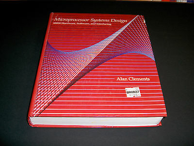 1987 Microprocessor Systems Design 68000 Hardware Software Interfacing 600 Pages