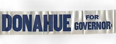 1970 MAURICE DONAHUE Governor Massachusetts CAMPAIGN Political SASH Boston