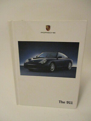Porche 911  Promotional Collectors Book Owner Manual Sales Technical