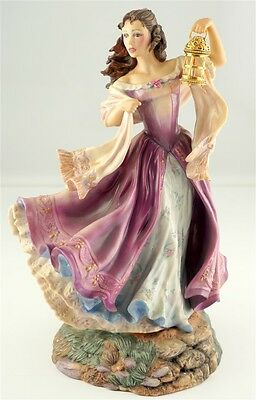 Franklin Mint Figurine CATHERINE  Emily Bronte Ltd Ed Wuthering Heights