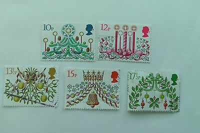 Christmas fine used set from 1980