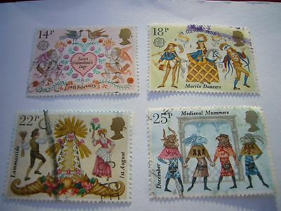 Folklore fine used set from 1981