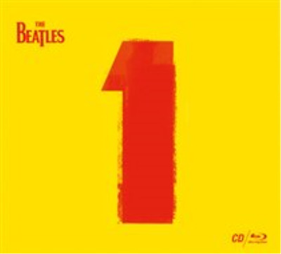 The Beatles-1  CD with Blu-ray NEW