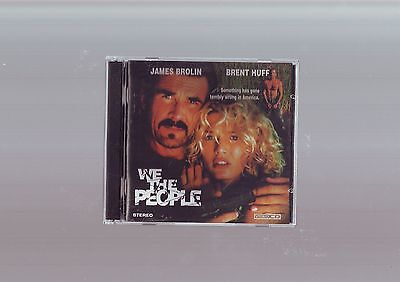 WE THE PEOPLE - JAMES BROLIN_BRENT HUFF - FILM MOVIE VIDEO CD VCD CD-i FAST POST