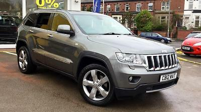 2012 Jeep Grand Cherokee 3.0 CRD Limited 5dr Automatic Diesel Estate
