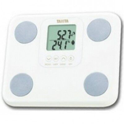 Tanita BC730W Innerscan Body Composition Monitor White Brand New