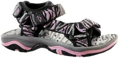 Original McKinley Children's Trekking Sandals Joik III JR black / pink