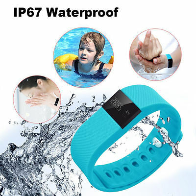 Waterproof TW64 Fitbit Flex Bluetooth Smart wristband watch Health Pedometer New