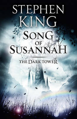 King, Stephen-Song Of Susannah  BOOK NEW