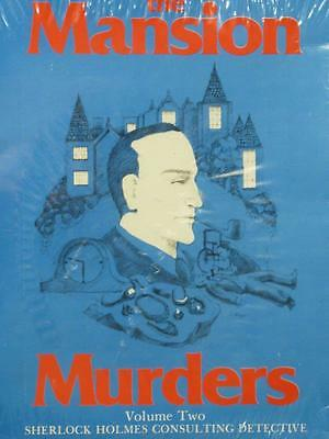 Mansion Murders, Sherlock Holmes Consulting Detective Sleuth Pub, Sealed, Extras