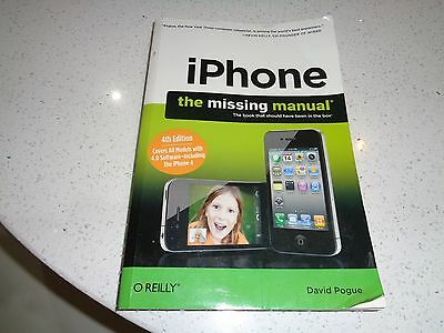 I Phone 4Th Edition Mobile Manual