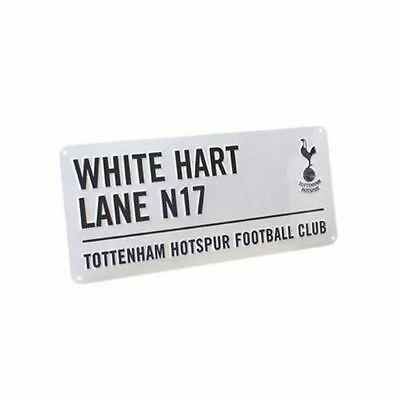 Tottenham Hotspur Street Sign White Hart Lane Kids Bedroom Decor 100% Official