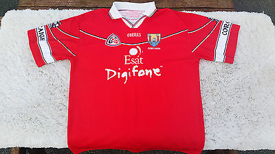 Cork Gaa Jersey Size Extra Large