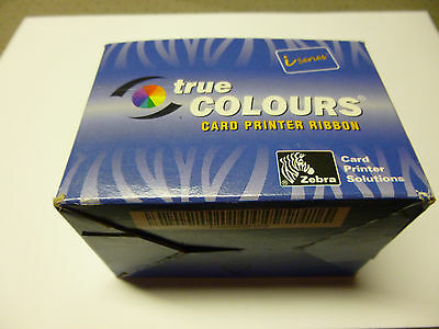 True Colours Neuf 800015-440 Ruban Ribbon Zebra Couleurs