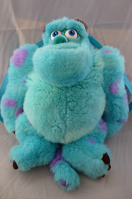 Disney - Monsters Inc. - Large Sully Backpack - Bag