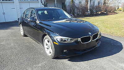 2013 BMW 320i X-drive Base Sedan 4-Door 2013 BMW 320i xDrive Base Sedan 4-Door 2.0L