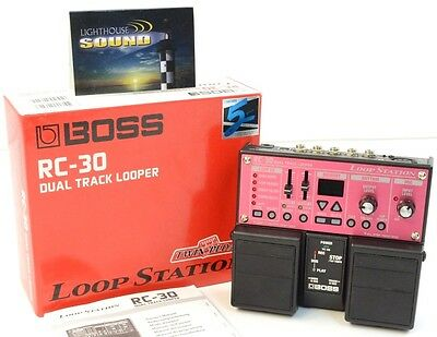 Boss RC-30 Loop Station Pedal - In Box