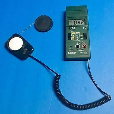 Extech Instruments Foot Candle/LUX Light Meter 401025