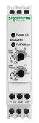 SOFT STARTER, ATS01, 110-480V, 25A Part # SCHNEIDER ELECTRIC ATS01N125FT