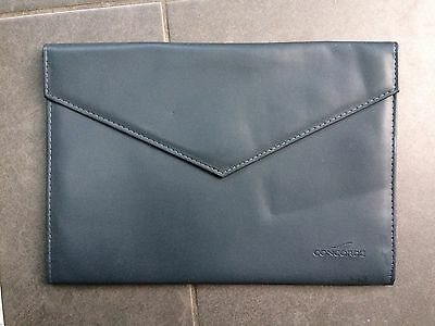 Concorde Leather Document Wallet