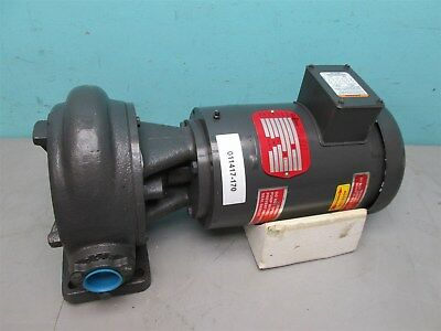 Gusher Pump Model 2-C-RH 3/4hp Rumaco Centrifugal Coolant Pump Self Adjust Seal