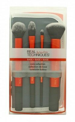 Real Techniques Core Collection Brush Gift Set 4 X Brushes - Women's For Her