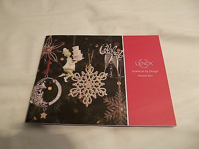 Lenox Holiday Dishes, Ornaments, Gifts Price Guide & Catalog Book  2012