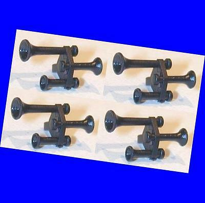 SD24 3-Chime Air Horns (4) -Low Nose   ATLAS HO Scale