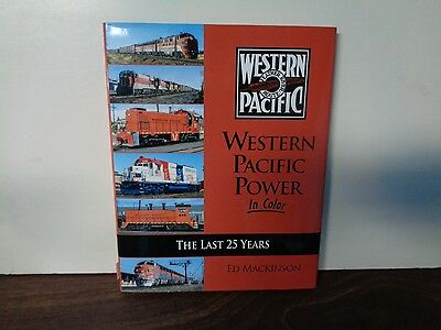 Morning Sun Western Pacific Power Book