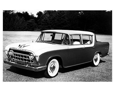 1956 Rambler Super Sedan ORIGINAL Factory Photo ouc5890