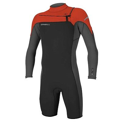 O'neill Wetsuits Hammer Fz Spring L s Shorties