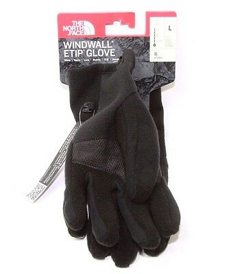 The North Face Windwall ETIP Glove Touch Screen Compatible Unisex SZ XL NWT